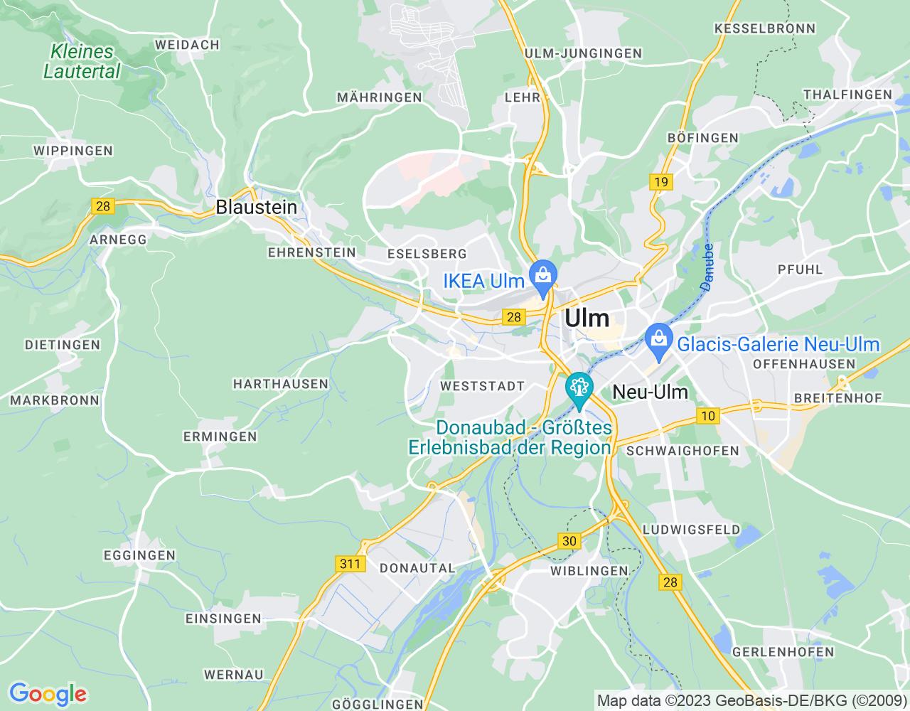 Trockenbauer Ps Bau Ulm Gmbh In Ulm Trockenbau Regional Trockenbauer Regional Finden