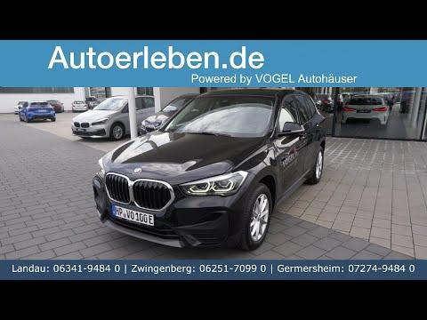 VOGEL Autohäuser GmbH & Co KG   Detailansicht   BMW X20