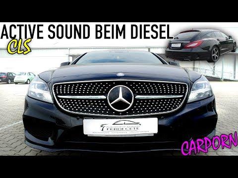 Mercedes Benz CLS W218 Tieferlegung für Luftfahrwerk