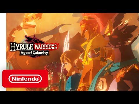 Hyrule Warriors Zeit Der Verheerung Alle Infos Zum Breath Of The Wild Prequel Gaming Esports Com